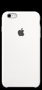 Белый силиконовый чехол для iPhone6/6s
