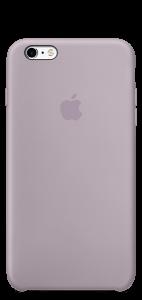 Сиреневый силиконовый чехол для iPhone6/6s