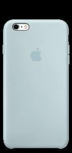 Бирюзовый силиконовый чехол для iPhone6/6s