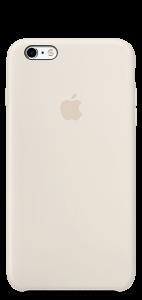 Мраморно-белый силиконовый чехол для iPhone6/6s