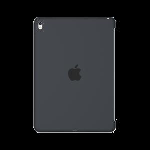"""Силиконовый чехол для iPad Pro 9,7"""" угольно-серый"""