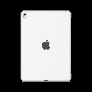 """Силиконовый чехол для iPad Pro 9,7"""" белый"""
