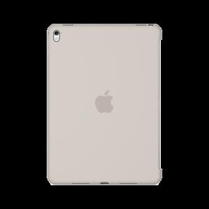"""Силиконовый чехол для iPad Pro 9,7"""" бежевый"""