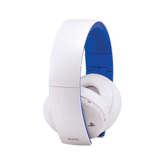 PlayStation Wireless Hadset 2.0 White